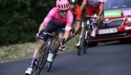 """Hij rijdt rond in de Tour met twee gebroken ribben, maar Michael Woods denkt niet aan opgeven: """"Ik zat er op mijn gemak"""""""