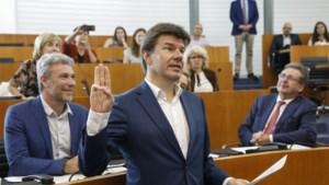 Sven Gatz (Open VLD) blijft in Vlaamse regering enkel bevoegd voor Brussel