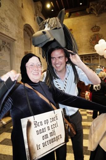 176ste Feesten barsten los met 'vondst' van de Rechtvaardige Rechters