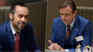 """Bruno Tobback (SP.A): """"Mijn lat ligt op Bart De Wever die klimaatbetoger wordt. Voor minder moeten we niet in regering stappen"""""""