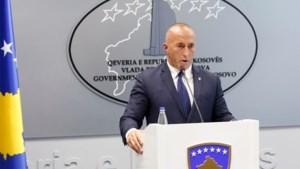 Kosovaarse premier treedt af voor verhoor bij tribunaal Den Haag