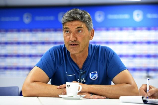 """Supercup is vuurdoop voor Felice Mazzu bij KRC Genk: """"Ik verwacht een gemotiveerd KV Mechelen"""""""