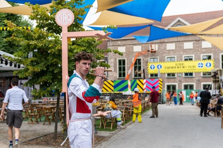 Eerste record van de Gentse Feesten is een feit: BataStunt opent al om 17.55 uur