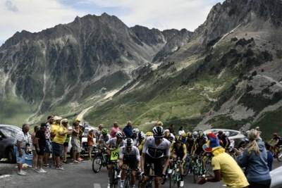 """Opeenvolging van cols in """"hoogste Tour ooit"""" stelt renners voor probleem: """"Er gaat met minuten gegooid worden"""""""
