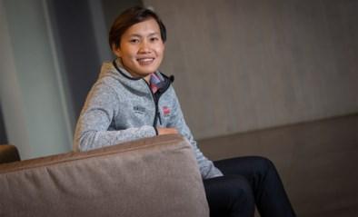 """Vietnamese rijdt in dienst van Lotto Soudal Ladies: """"Tim Wellens is mijn favoriet maar een handtekening durf ik nog niet vragen"""""""