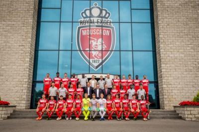 """Onze voetbalredactie voorspelt dat Moeskroen komend seizoen als 12e eindigt: """"Bouwwerf op Le Canonnier"""""""