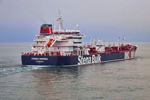 """Spanningen lopen weer op: Iran neemt Britse tanker in beslag, Britse regering dreigt met """"ernstige gevolgen"""""""