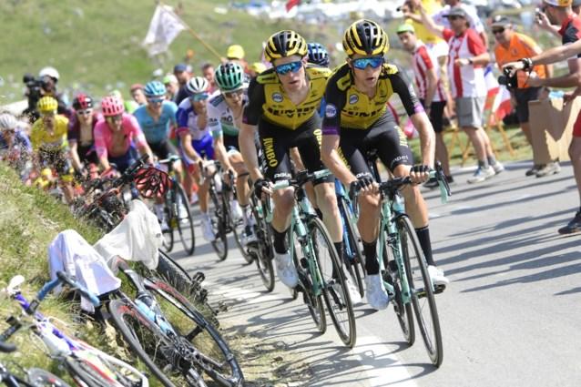 Jumbo-Visma verdiende tot nu toe het best, Soudal-Lotto en Deceuninck - Quickstep mogen mee op het podium als grootverdieners