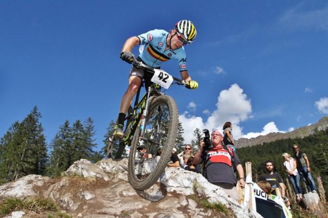 Jens Schuermans is voor de derde keer op rij Belgisch kampioen mountainbike, Githa Michiels wint bij de vrouwen