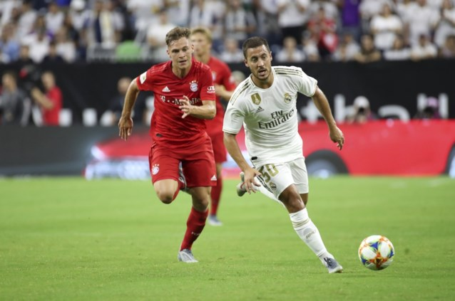 """Spaanse pers vol lof over Eden Hazard bij debuut voor Real Madrid: """"Hij geeft dit team een nieuw elan"""""""