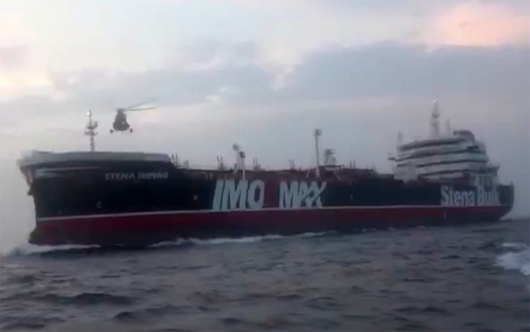 """Groot-Brittannië en Iran overleggen telefonisch over vastgelegde olietanker: """"Zwaar teleurgesteld"""""""