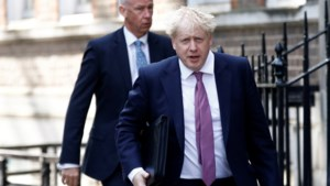 """Boris Johnson: """"Als maanlanding 50 jaar geleden kon, dan moet geregelde Brexit ook lukken"""""""