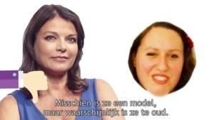 """De Italiaanse Ilaria over BV's: """"Goedele Liekens? Ze lijkt op een model, maar is waarschijnlijk te oud"""""""