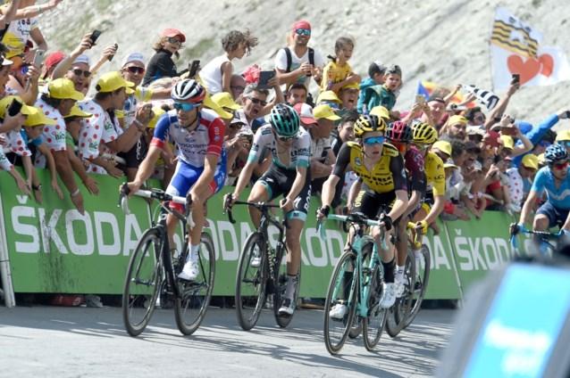 POLL. Wie wint de Tour de France?