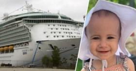 """Ouders van peuter die dodelijke val maakte op cruise nemen grootvader niets kwalijk: """"Hij bleef maar zeggen dat hij dacht dat er glas was"""""""