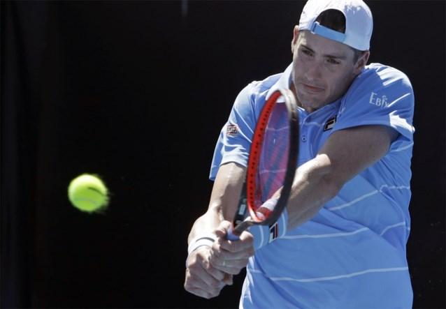 John Isner gaat voor vierde titel op gras van ATP Newport