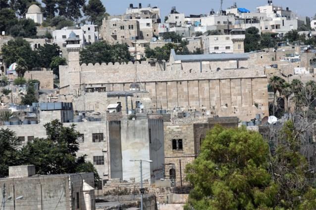 Israël vernielt met Belgisch geld betaald project