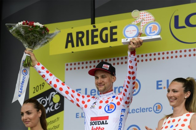Tim Wellens gelooft steeds meer in bollentrui tot in Parijs, Thomas De Gendt heeft nog één rit met rood aangekruist