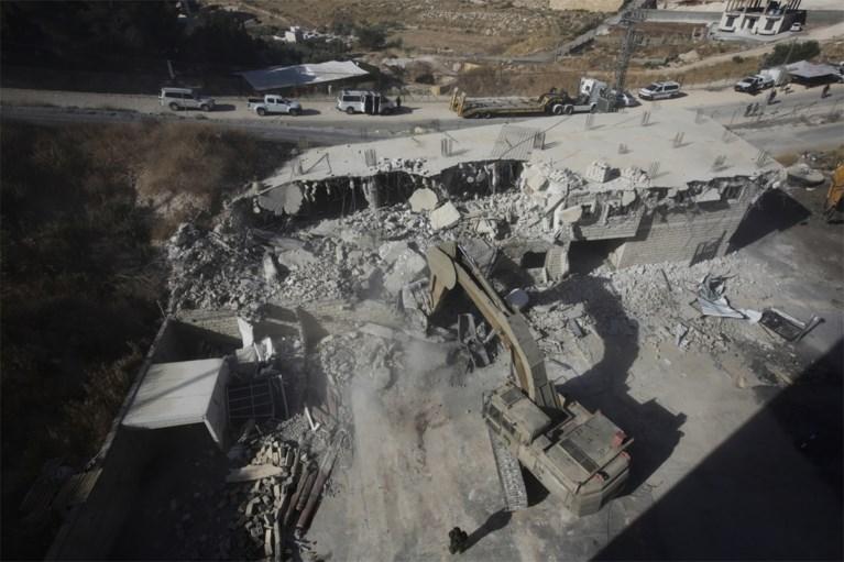 Israël begint met afbraak Palestijnse huizen in buitenwijken van Jeruzalem
