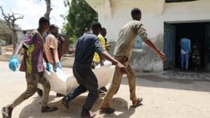Minstens zeventien doden bij zelfmoordaanslag in Mogadishu
