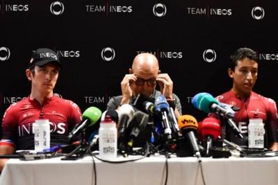 Onze man probeert tussen de regels te lezen bij Ineos: Wie is nu kopman? Komt er een Alpen-offensief?