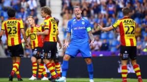 Nieuwbakken kapitein Dewaest stuwt Racing Genk voorbij pover KV Mechelen naar winst in de Supercup