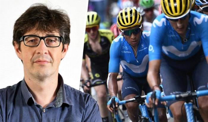 """Onze wielerspecialist Wim Vos over de andere kant van de Tour: """"Hier krijgen de stumperds een naam. En dit jaar zijn ze met verdomd veel"""""""