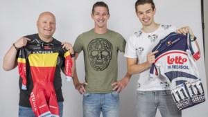 PODCAST TOUR. Beluister nu aflevering 4 van 'de koers is van ons: podcast Tour' met Jurgen Van den Broeck