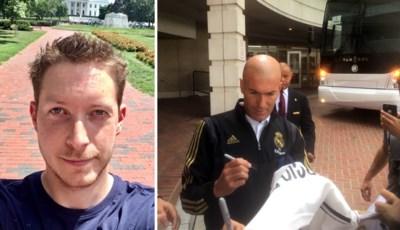 Onze man in de VS ziet dat 'Zizou' nog populairder is dan Eden Hazard