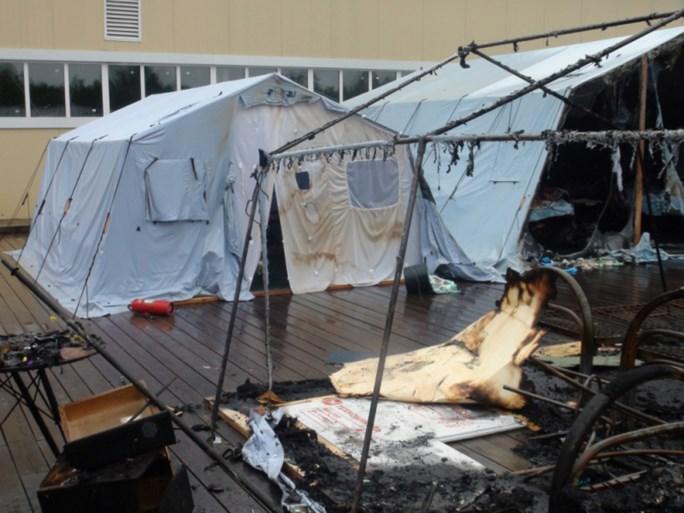 Vier kinderen sterven bij brand in Russisch vakantiekamp, leiders opgepakt