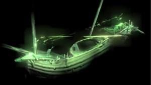 Scheepswrak van meer dan 500 jaar oud teruggevonden in Baltische Zee