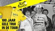 """Nooit was er een jongere leider dan de 21-jarige Eric Vanderaerden in 1983: """"Ik was een snotneus met een gele trui"""""""