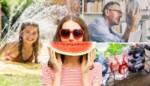 Code rood in bijna heel het land: hoe hou je de hitte uit je huis, tuin en auto? Hoe bescherm je je kinderen? En wat eet en drink je het best?