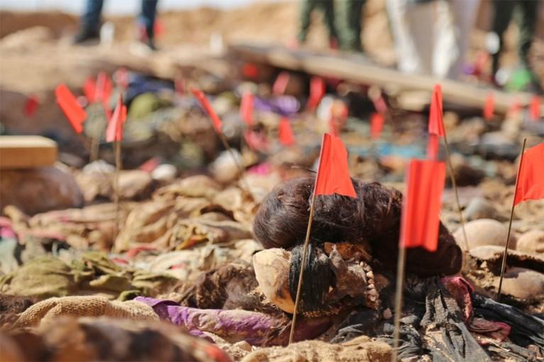 Overblijfselen onder Saddam Hoessein geëxecuteerde Koerden opgegraven