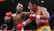 """Floyd Mayweather en Manny Pacquiao vechten robbertje uit op sociale media: """"Jij vecht omdat je moet, ik vecht omdat ik het wil!"""""""