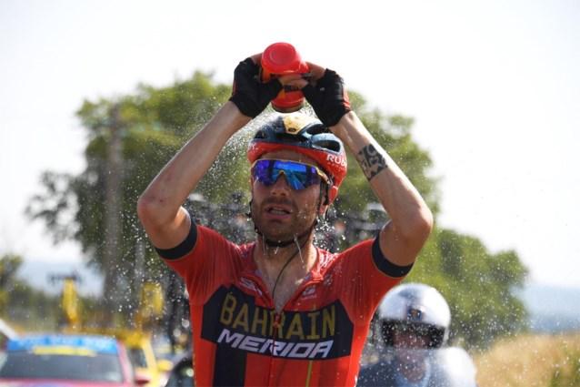 """Ook Belgische renners kreunen onder de hitte in de Tour: """"Maar niemand heeft de ballen om iets te doen"""""""