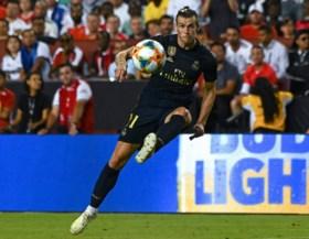Courtois de penaltyheld voor Real in spektakelstuk tegen Arsenal