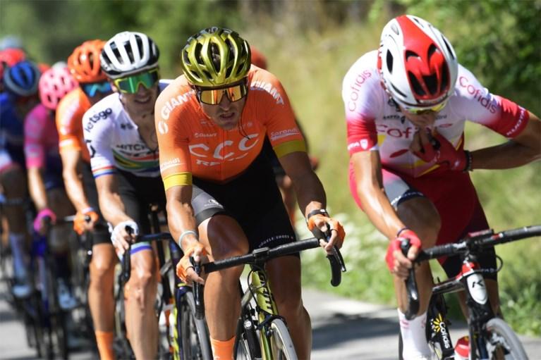 Colombianen heersen in de Alpen: Quintana pakt de ritzege, Bernal lanceert coup maar Alaphilippe kraakt niet