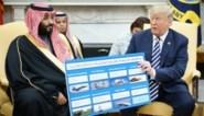 Trump stelt veto zodat wapenverkoop aan Saudi-Arabië kan doorgaan