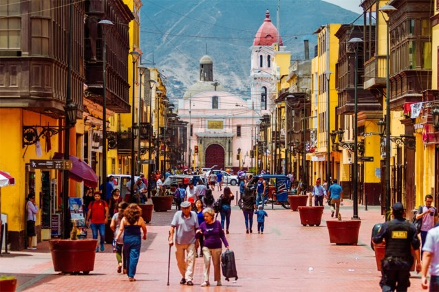 Belg betrapt tijdens diefstal in hotel in Peru