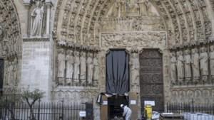 Herstelling Notre-Dame moet worden opgeschort wegens loodvervuiling