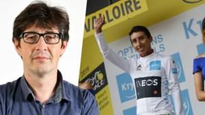"""Onze wielerspecialist Wim Vos weet wie Ineos moet kiezen als kopman: """"En iemand moet dat ook aan Thomas duidelijk maken"""""""