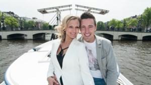 Laura Lynn en Matthias na acht jaar uit elkaar