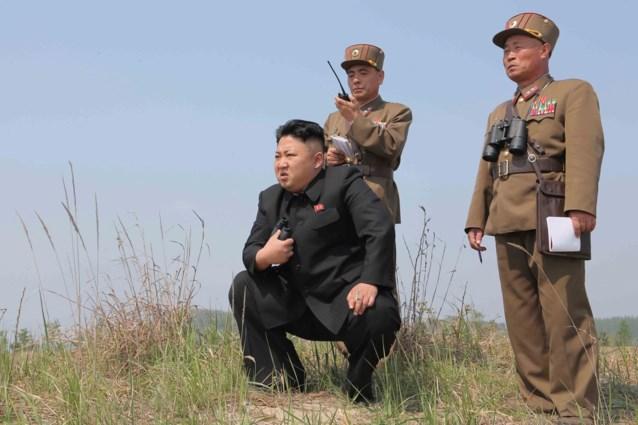 """""""Noord-Korea heeft twee projectielen gelanceerd"""""""
