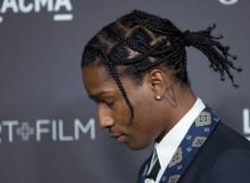 """Trump """"zeer ontgoocheld"""" in Zweedse premier omdat die rapper A$AP Rocky niet vrijlaat"""