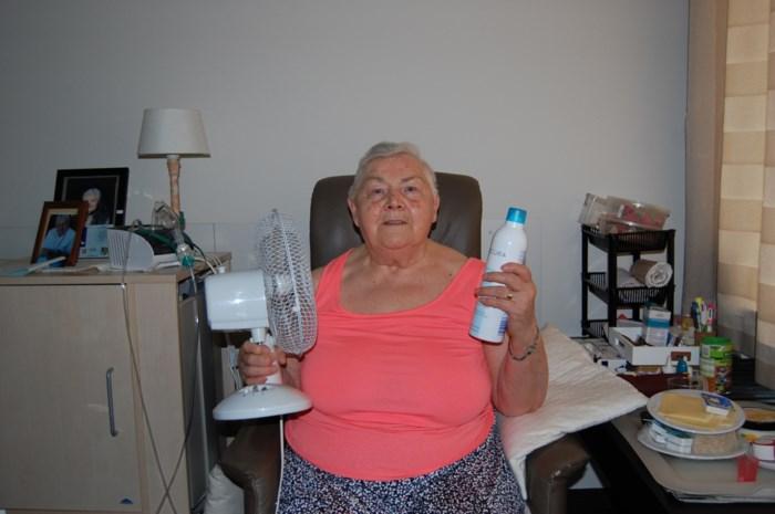 """Rusthuis zit zonder airco tijdens heetste dagen ooit: """"Zelfs de verplegers lopen met een natte handdoek rond de nek om overeind te blijven"""""""