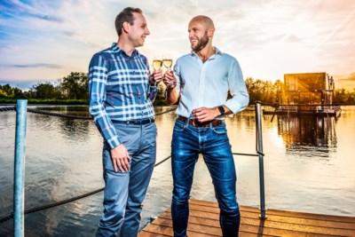 """Wij stuurden Vincent (33) & Michaël (38) op blind date: """"Ik heb het gevoel dat ik iets té veel aan het woord was"""""""