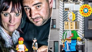 """Tom en Inneke wonen in het coolste rijhuis van Vlaanderen: """"800 auto's staan hier. En ééntje mist een oog"""""""