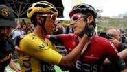 """REACTIES. Aanstaand Tourwinnaar Egan Bernal dolgelukkig: """"Hier droom je als kind van"""", Laurens De Plus looft Steven Kruijswijk"""