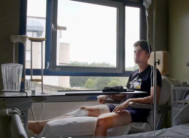 Wout van Aert voor tweede keer geopereerd